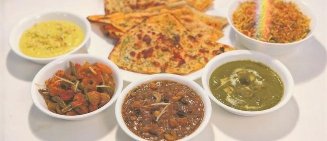 Sambhojana - Indian Food Fest - Authentic Vegetarian
