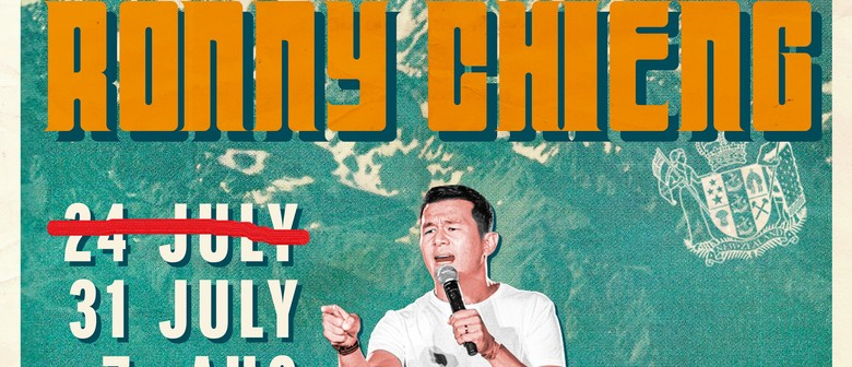 Ronny Chieng - Live at The Classic