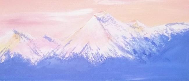 Paint and Wine Night - Aoraki