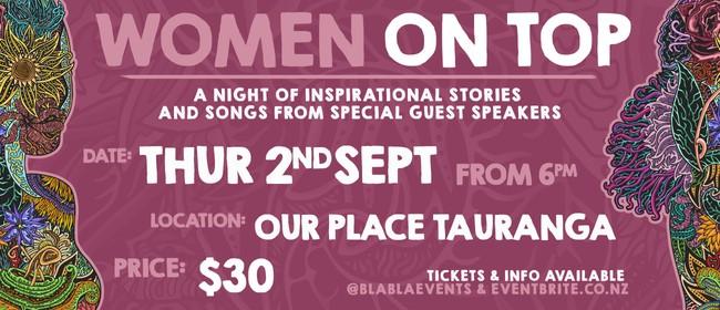 Women on Top - Inspirational Speakers Event