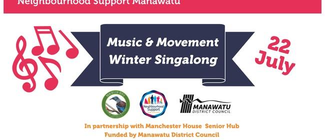 Neighbourhood Support's Music & Movement Winter Singalong