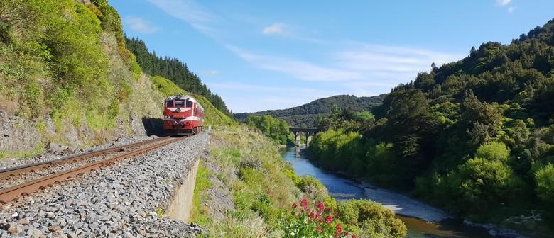 Manawatu Gorge Railcar Shuttles