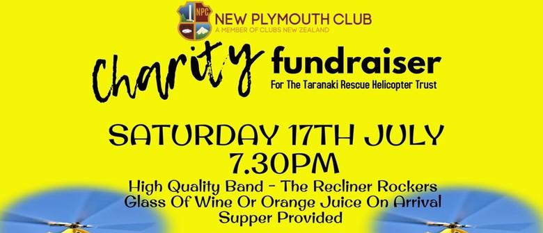 Charity Fundraiser for Taranaki Rescue Helicopter Trust