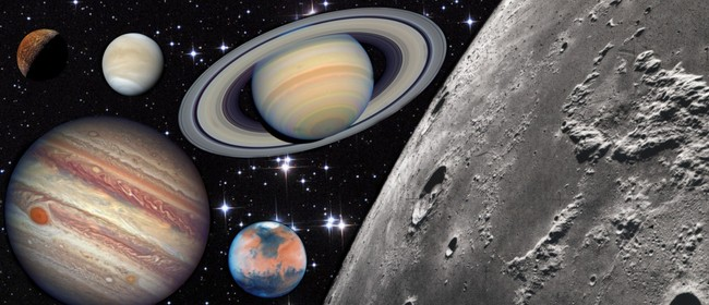 Tour of the Planets