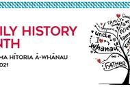 Image for event: Te Marama Hītori ā-Whānau - Family History Month
