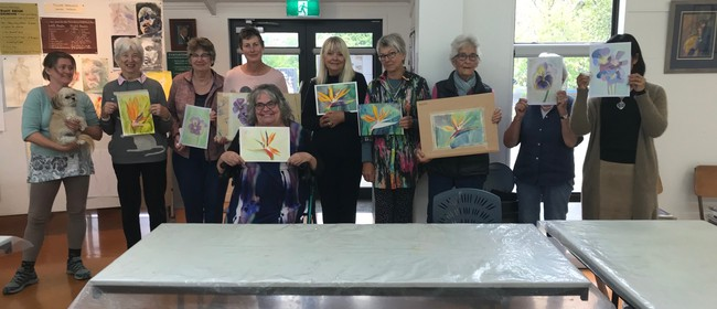 Seasons Art Class for Adult Beginner to Improver: SOLD OUT