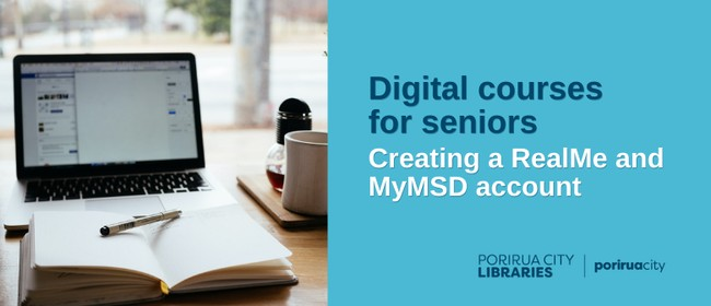 Digital Courses for Seniors: Real Me & MyMSD