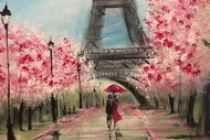Image for event: Paint & Chill Friday Night - PARIS!