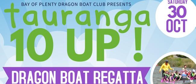 Tauranga 10 Up! Dragon Boat Regatta