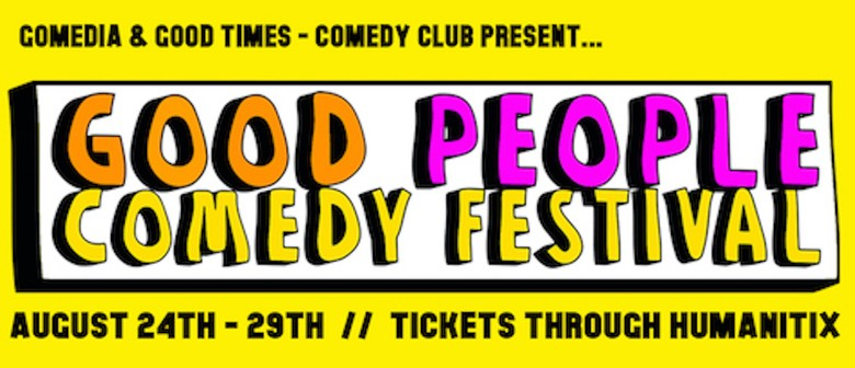 Good People Comedy Festival