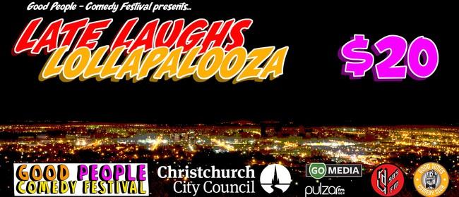 Late Laughs Lollapalooza