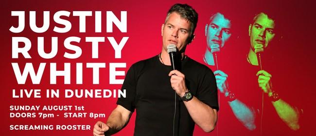 Justin Rusty White Live in Dunedin