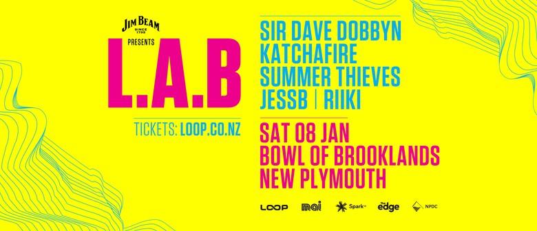 L.A.B 2022 NZ Summer Tour