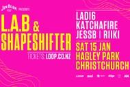 L.A.B & Shapeshifter