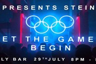AUES Presents Stein III: Let The Games Begin