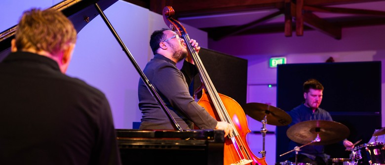 Creative Jazz Club: Umar Zakaria Trio (Wellington)