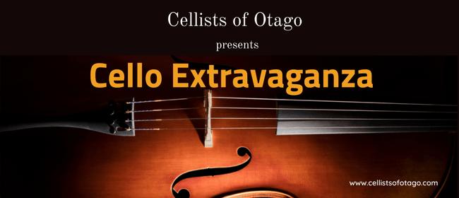 Cellists of Otago presents 'Cello Extravaganza'