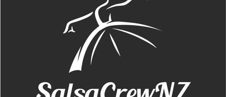 Latin Dance Social Night with SalsaCrewNZ