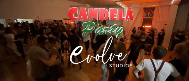 Candela Chch Latin Dance Party - Salsa Bachata Kizomba Zouk