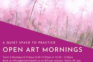 Open Art Mornings