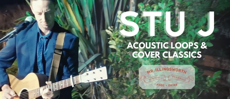 Live Acoustic Loops with Stu J