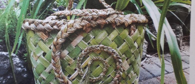 Flax Weaving Workshop