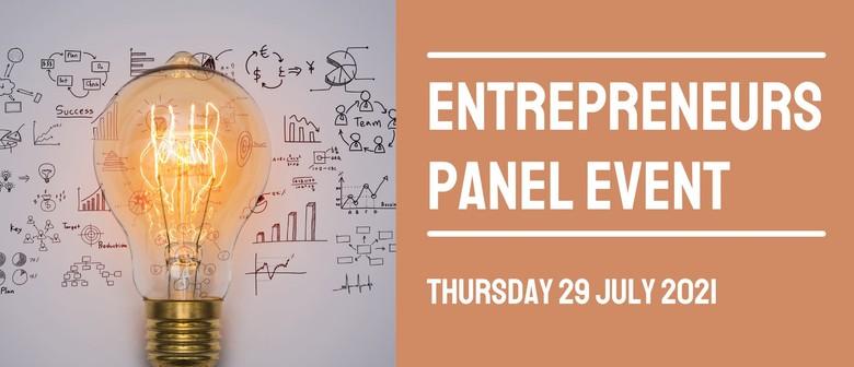 Entrepreneurs Panel Event
