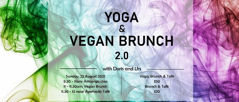 Yoga & Vegan Brunch 2.0