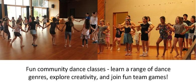 Initiate Dance After School Community Dance Classes