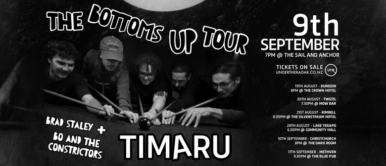 The Bottoms Up Tour
