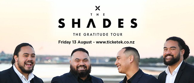 The Shades - The Gratitude Tour