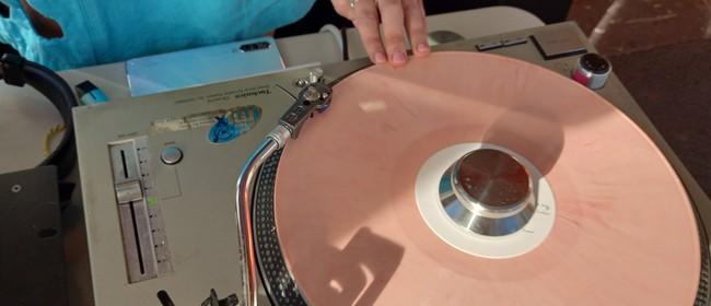 Vinyl Tap: Open Decks