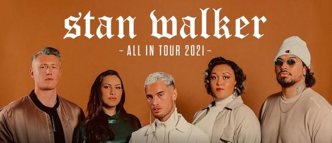Stan Walker - All in Tour: POSTPONED