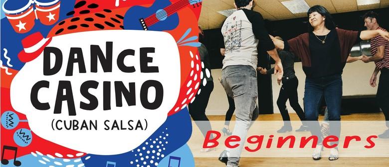 Dance Casino (Cuban Salsa) Beginners New Course - T3