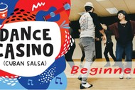 Image for event: Dance Casino (Cuban Salsa) Beginners New Course - T3