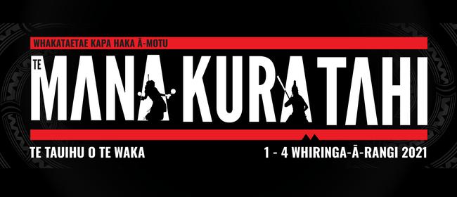 Te Mana Kuratahi 2021 - Prizegiving