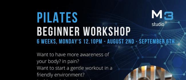 Pilates Beginner Workshop