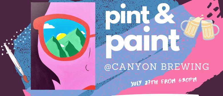 Paint at Canyon