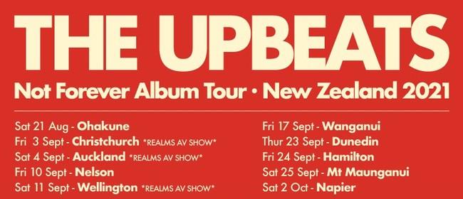 The Upbeats Album Tour