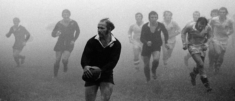 Hard on the Heels: Peter Bush - Capturing the All Blacks