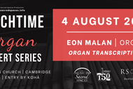 Image for event: Lunchtime Organ Concert - Organ Transcriptions