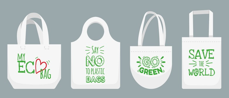 Reusable Bags From Old Clothing