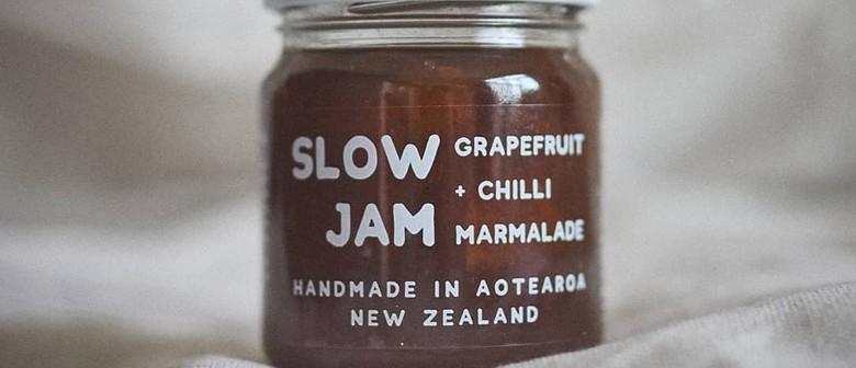 Slow Jam Nights - Marmalade & Mulled Wine Making