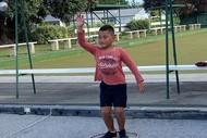 Gisborne Pétanque Junior Singles: 6-7 years old