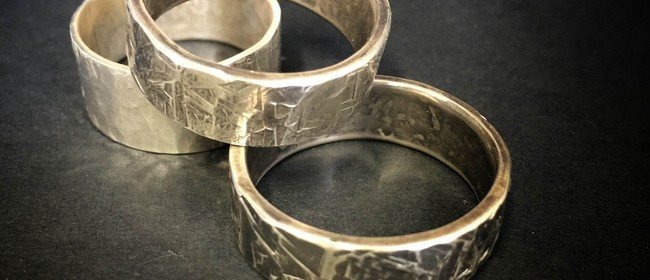 Tauranga - Textured Rings Workshop