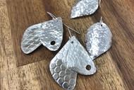 Āpiti - Textured Earrings Workshop