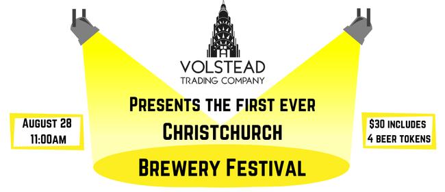 Christchurch Brewery Festival