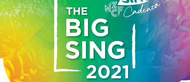The Big Sing 2021 - CADENZA