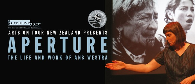 Aputure: A play about Ans Westra presented by Martine Baanvi