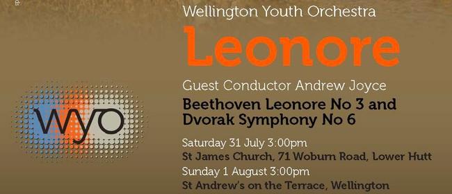 WYO plays Beethoven Leonore and Dvorak 6